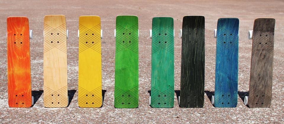 Paradis Skateboards