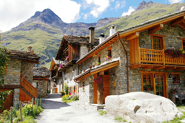 Les villages les plus mignons de france - Office de tourisme de bonneval sur arc ...