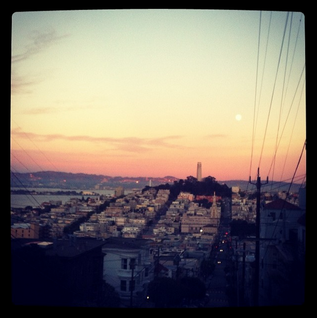 Frenchy a SF-Coit Tower