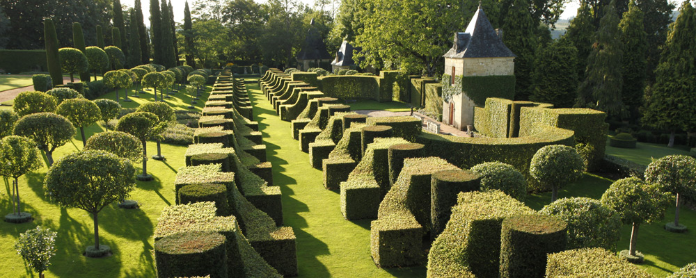 Les plus jolis jardins de france for Visite de jardins en france
