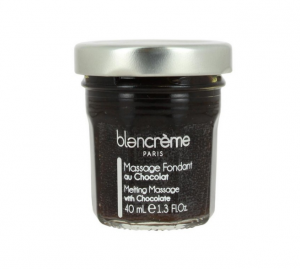 blencrème - Massage fondant Chocolat