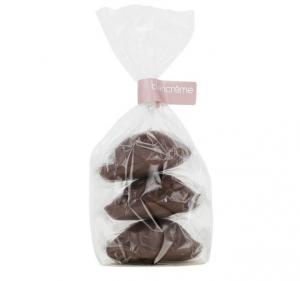Trois savons chocolat noir - Blancrème